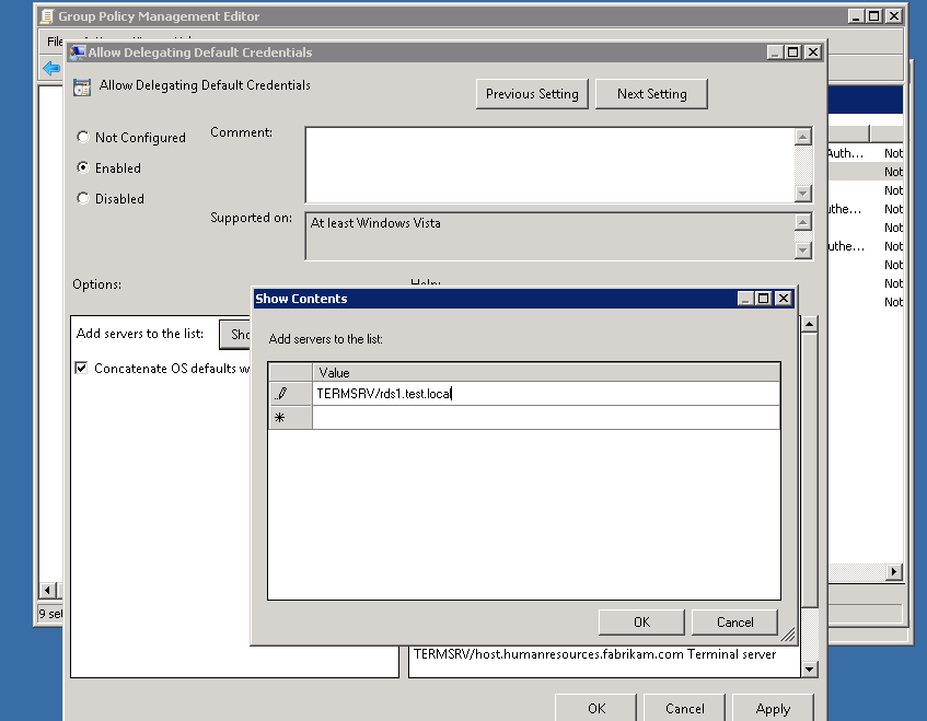 Configuring RDS 2012 Certificates and SSO – Ryan Mangan's IT
