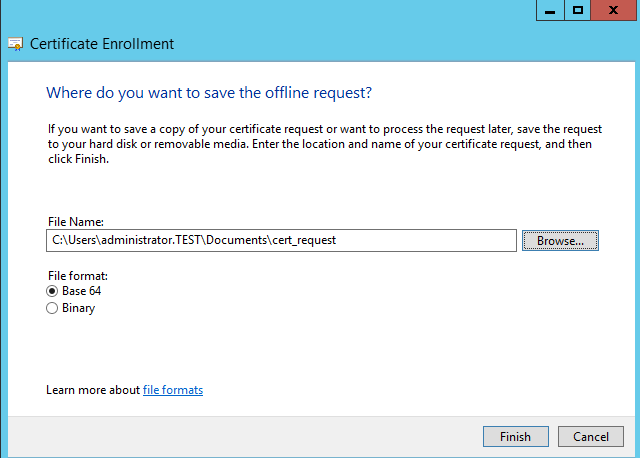 Creating a SAN Certificate for Use With RDS 2012 – Ryan