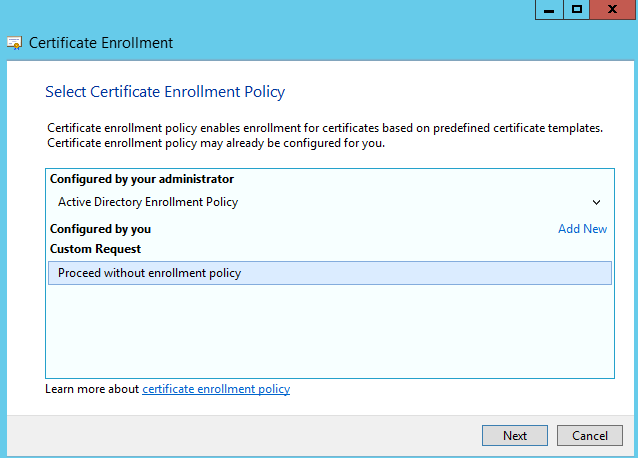Creating a san certificate for use with rds 2012 ryan mangans it blog creating a san2 yelopaper Choice Image