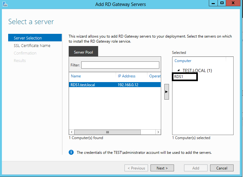 Deploying Remote Desktop Gateway RDS 2012 – Ryan Mangan's IT Blog