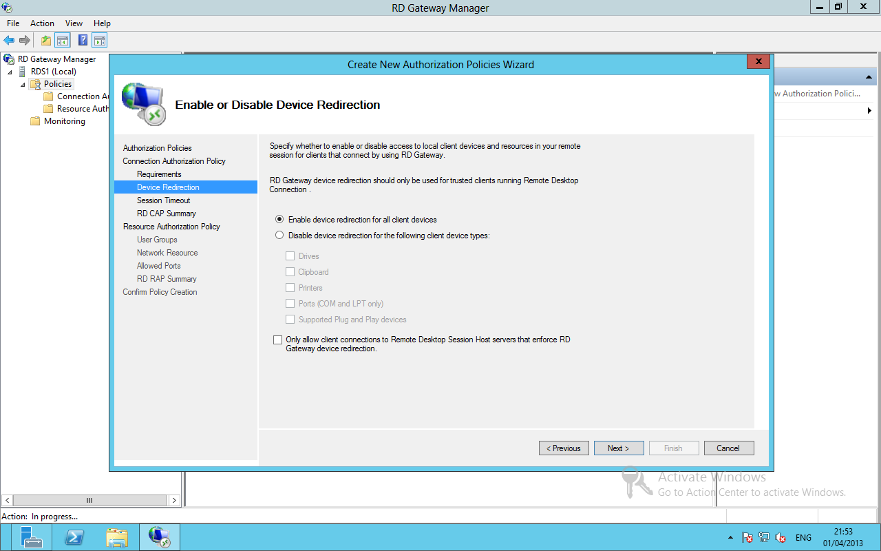 Deploying RD Connection Broker High Availability in Windows