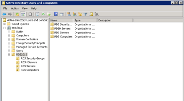 Deploying RDS 2012 Single Server – Session Based deployment
