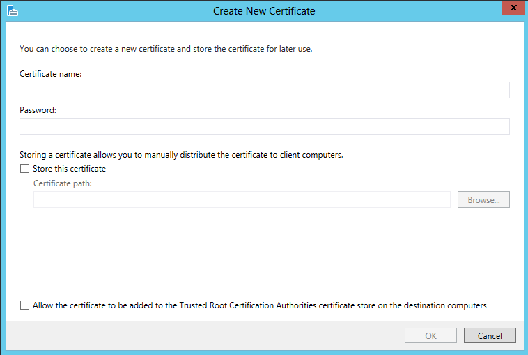 Configuring Rds 2012 Certificates And Sso Ryan Mangans It Blog