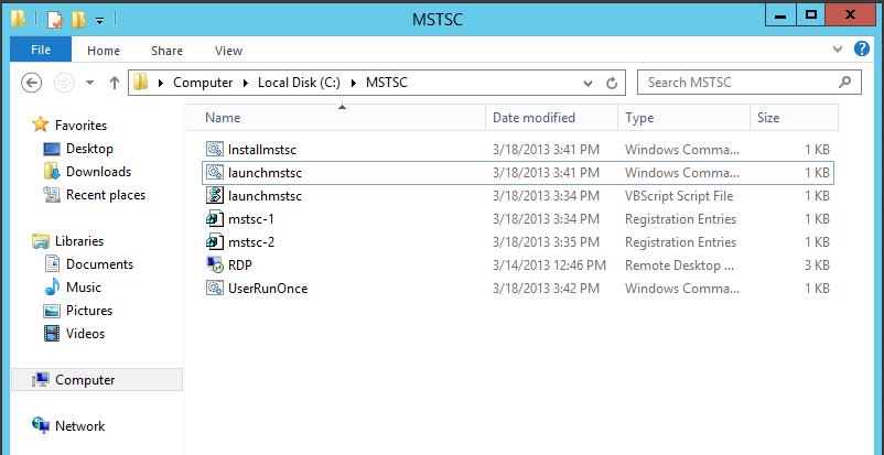 Creating a Windows ThinPC Thin Client – Ryan Mangan's IT Blog