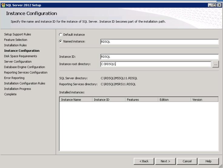 SQL HA-RDCB6