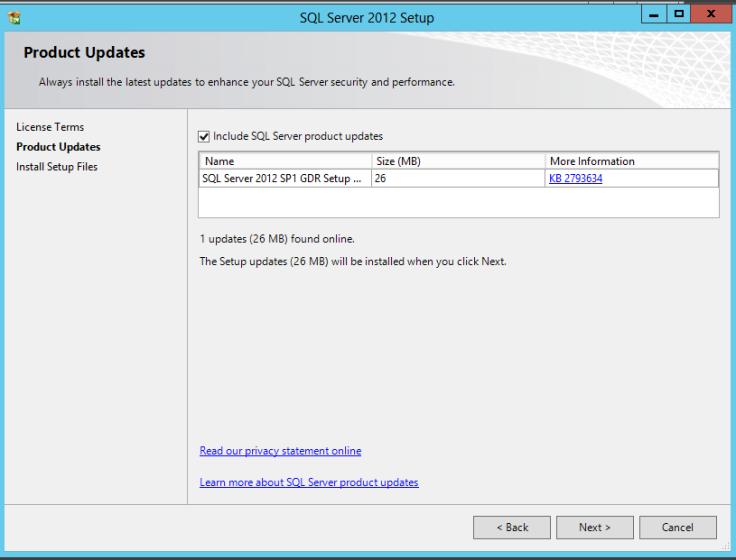 SQL RDS3
