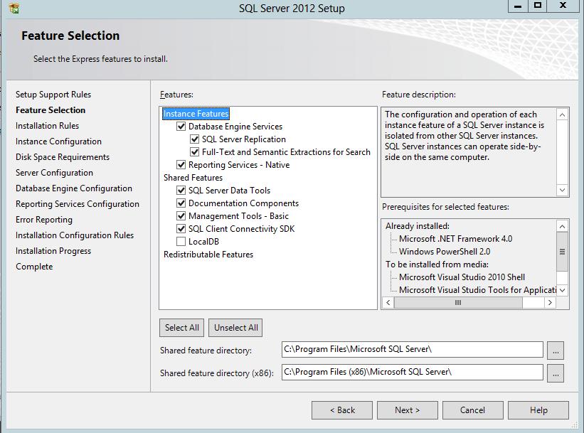 SQL RDS4