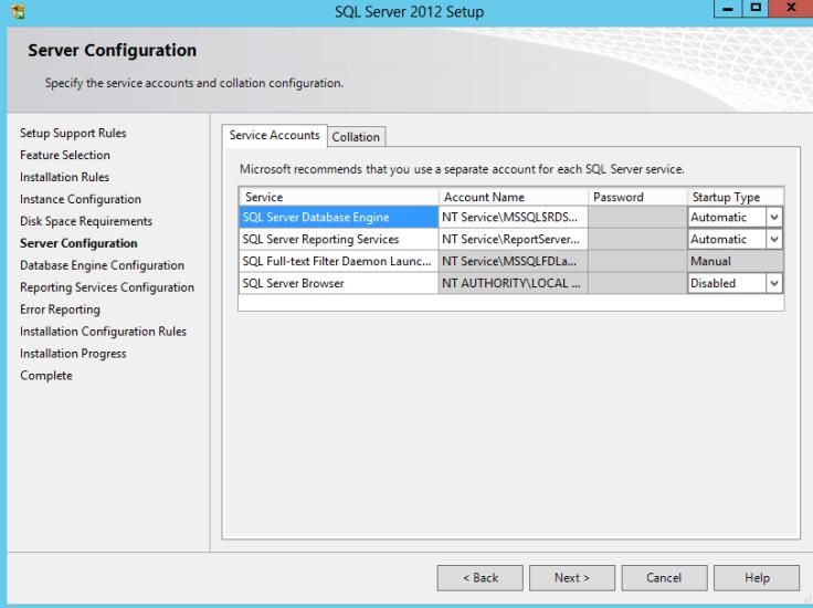 SQL RDS6