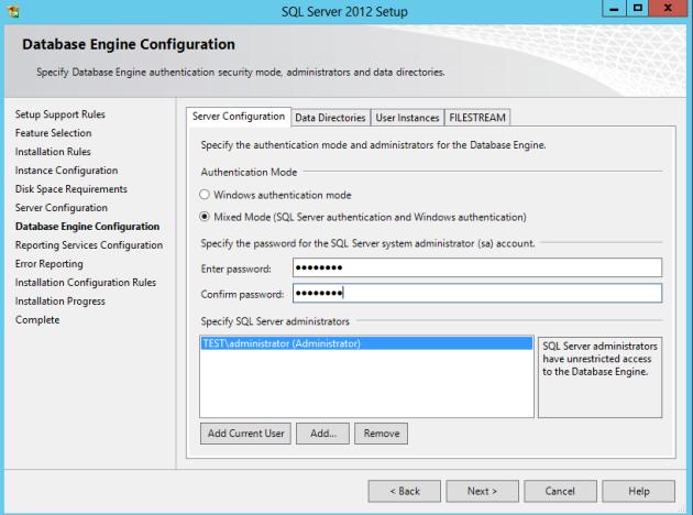 SQL RDS7