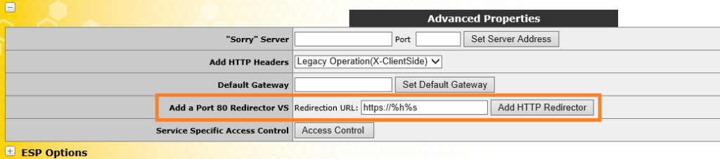 how to stop redirect from http to https