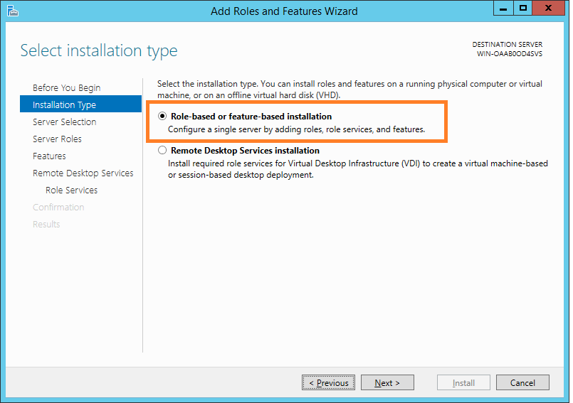 Deploying a RDSH Server in a Workgroup – RDS 2012 R2 – Ryan