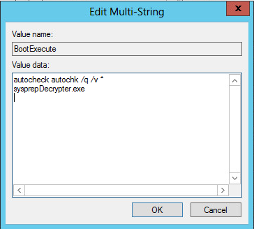 VMware Image Customisation3
