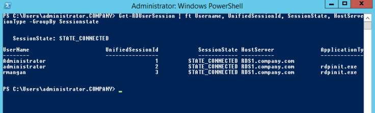 PowerShellRDS1