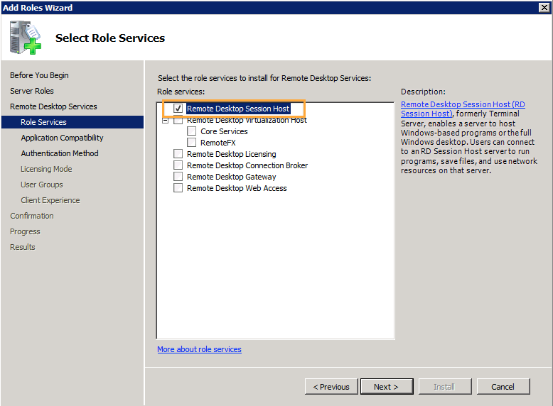 Deploying A RDSH 2008 R2 Server to a RDS 2012 R2 Environment