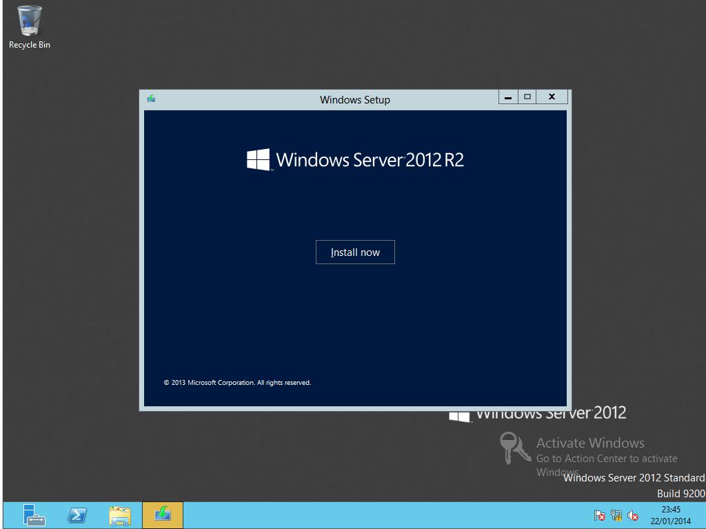 server 2012r2 standard iso