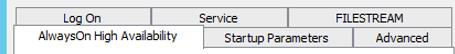 SQL Alwayson