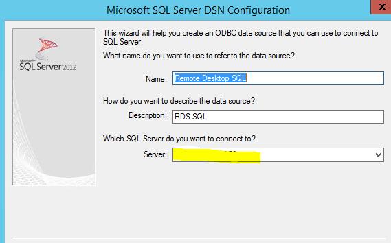 SQL Native Clietn