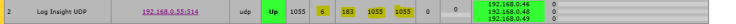 KEMP UDP Traffic