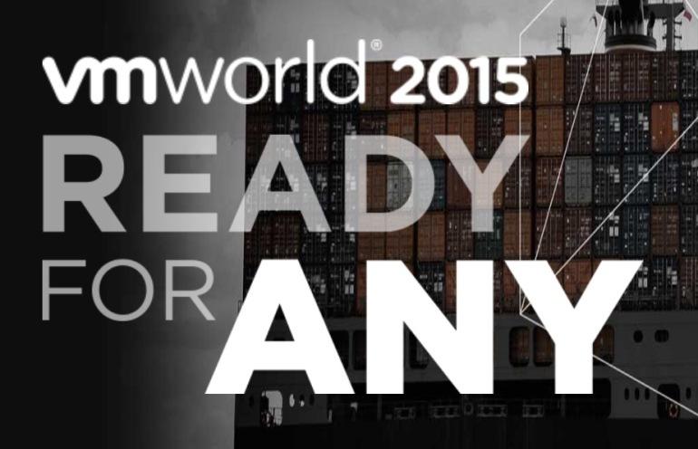 VMworld day1