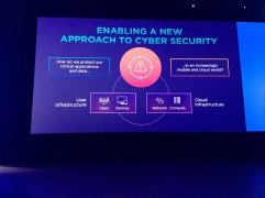 Enabling a new approach to cyber secuirty