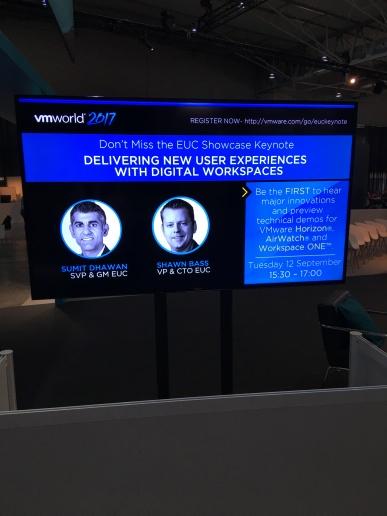 EUC Showcase VMworld 2017