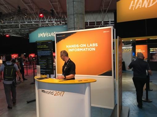 VMworld 2017 Hands on Labs 2