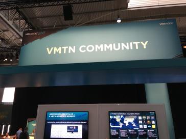 VMTN Community 2017 vmworld