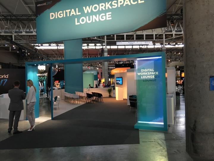 Digital Workspace Lounge 1