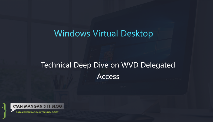 WVD Delegated Access